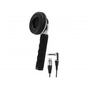 Mono hand-held DJ headphone