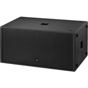 Premium professional active PA subwoofer with DSP, 2,400 W