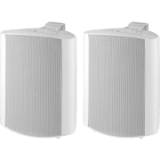 Pair of 2-way speaker systems, 60 W<sub></sub>, 4 Ω