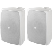 Pair of high-performance PA speakers, 100 W each speaker system
