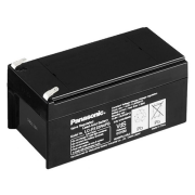 PANASONIC rechargeable lead battery, 12 V, 3.4 Ah