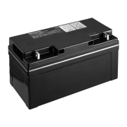 PANASONIC rechargeable lead battery, 12 V, 65 Ah