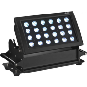 LED floodlight for outdoor applications, IP66, RGBW
