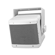 Weatherproof high-performance PA speaker system, 50 W, 100 V/4 Ω