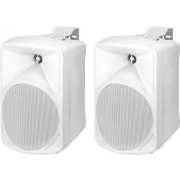 Pair of high-quality PA speakers, 30 W, 8 Ω