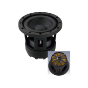 High-tech compact subwoofer, 100 W, 4 Ω