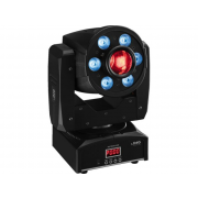 Compact LED moving head spotlight
