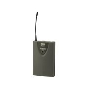 Multifrequency pocket transmitter, 863-865 MHz
