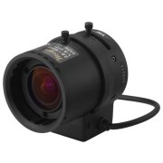 High-resolution CCTV lens