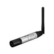 Wireless DMX transceiver (transmitter/receiver), 2.4 GHz