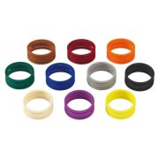 Colour coding rings