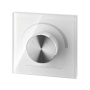 Wireless wall dimmer, white