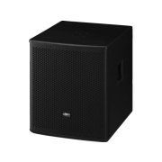 Active PA subwoofer, 600 W
