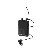 16-channel PLL pocket transmitter