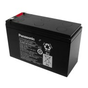 PANASONIC rechargeable AGM high-current lead battery, 12 V, 7.8 Ah