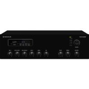 Mono class D PA mixing amplifier, MP3, USB/SD, FM, BT, 120 W