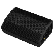 Active PA stage monitor speaker system, 200 W