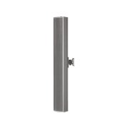 Weatherproof PA column speaker,with EN 54-24 certification.