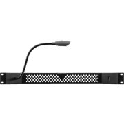 "482 mm (19"") rack light, 1 RS, with gooseneck light and USB interface"