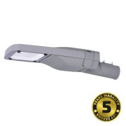 Solight street light SMD, 80W, 12000lm, Meanwell, 4000K, 120°, IP65, 85-265V, grey