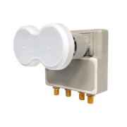 Di-Way Monoblok Quad Gold 0,1dB