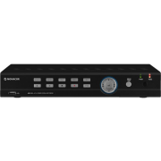4-channel HYBRID Line digital video recorder