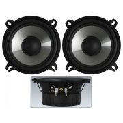 Pair of car hi-fi bass-midrange speakers, 30 W, 4 Ω