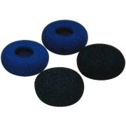 Set of foam headphone pads
