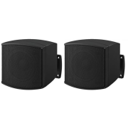 Pairs of miniature PA speaker systems