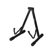 Guitar stand for electric and classical guitars