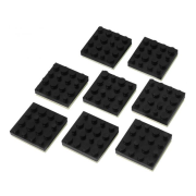 Rubber feet, 8 pcs.