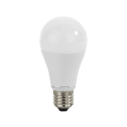 LED lamp, E27, ˜ 230 V/11 W, dimmable, classic incandescent lamp shape