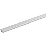 Aluminium T-profile rail for LED strips
